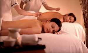 Couples massage in London - Full body massage
