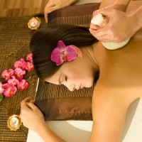 Thai massage for women