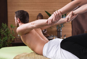 Thai massage in London